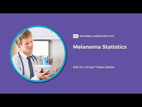 Did You Know? Melanoma Cancer Statistics