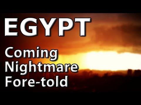 Egypt's Future In Prophecy !!! video