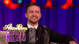 Justin Timberlake - Full Interview on Alan Carr: Chatty Man