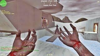 Counter-Strike: Zombie Escape Mod - Map: ze_Ice4Cap_lg