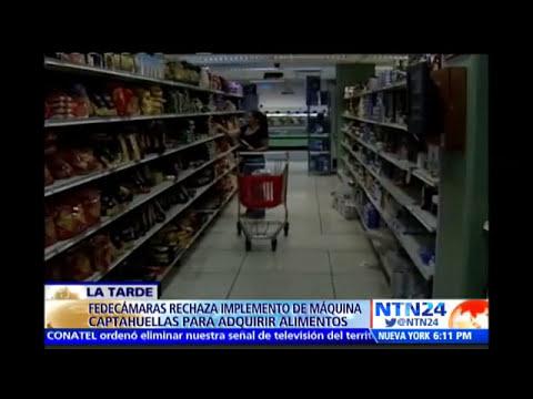 """Sector empresarial rechaza el """"indignante y humillante"""" sistema de captahuellas"""
