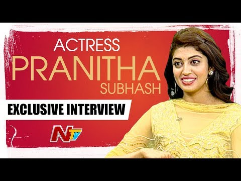 Actress Pranitha Exclusive Interview | Hello Guru Prema Kosame | Weekend Guest |  NTV