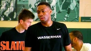 Jabari Parker 2014 NBA Draft Workout - Milwaukee Bucks #2 Pick 2014 NBA Draft