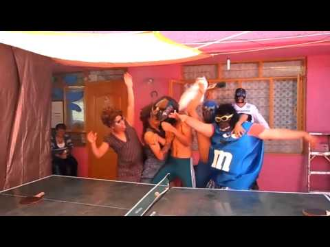 Harlem Shake With Sexy Bitches video