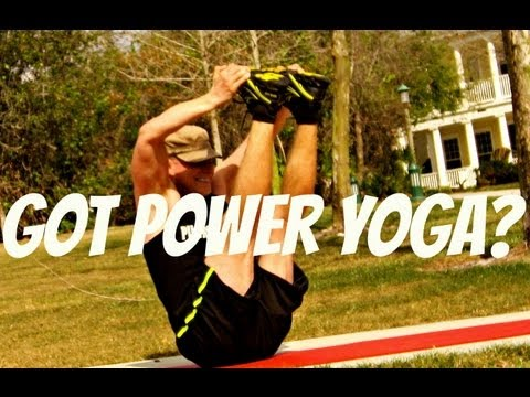 FULL Power Yoga Workout - 30 min Weight Loss Yoga Routine Sean Vigue Fitness Image 1