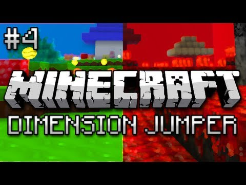 Minecraft: Dimension Jumper Part 4 - Memory Games - Smashpipe Games Video