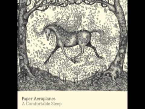 Paper Aeroplanes - Winter Never Comes
