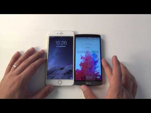 Apple iPhone 6 Plus unboxing. comparativ & review (www.buhnici.ro)
