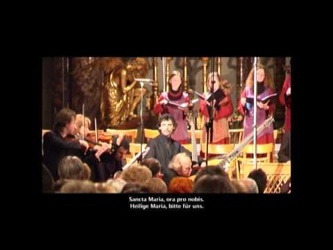 Монтеверди Клаудио - Sonata sopra Sancta Maria ora pro nobis