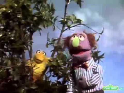 Sesame Street - Pretty Little Song