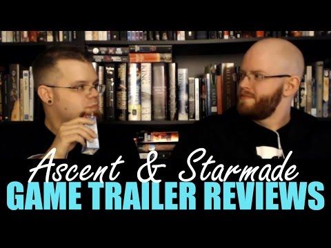 Ascent & Starmade   Game Trailer Reviews   07
