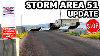 STORM AREA 51: The First Raid Already Happened