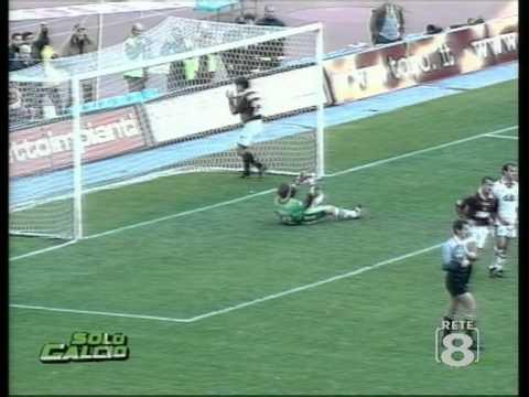 Torino 1-2 Pescara 98-99 (M.Esposito-Artistico-Gelsi) L'ultima vittoria del Pescara a Torino, stagione 1998-99, biancazzurri allenati da Luigi De Canio sbanc...