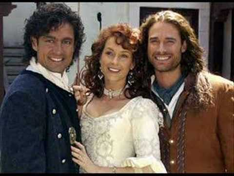 Telenovelas Pictures from many diffrent telenovelaswith a song in