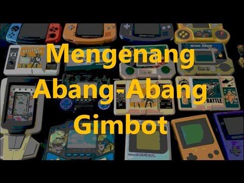 Nostalgia Permainan Game Abang abang Gimbot Jaman Dulu Koboi, Kapal Perang, Gameboy