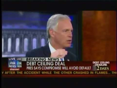 Senator Ron Johnson on Fox News' On the Record