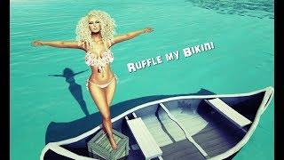 Ruffle my bikini in Second Life