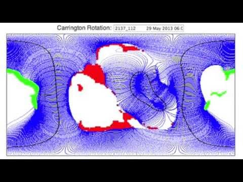 4MIN News May 29, 2013: Severe Weather, Electron Storm Continues, Quake Watch Coming