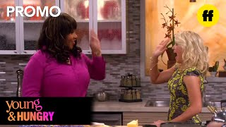 Young & Hungry   Season Premiere Promo: Meet Gabi   Freeform