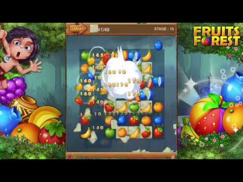 Fruits Forest : Rainbow Apple APK Cover