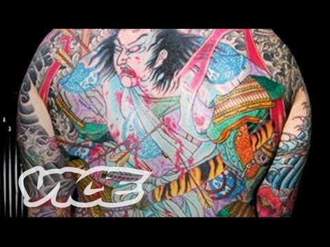 Traditional Japanese Tattooing with Chris O'Donnell