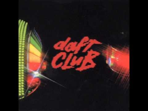 Daft Punk - Something About Us (Love Theme from Interstella 5555) - Daft Club