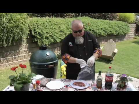 Coca-Cola & Whiskey Steak recipe - FireCooker.com Music Videos