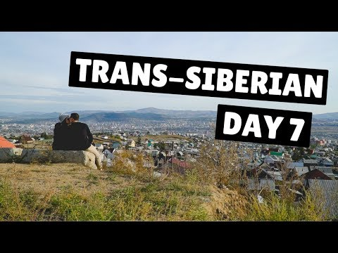 OUR FAVORITE STOP ON THE TRANS-SIBERIAN! Day 7