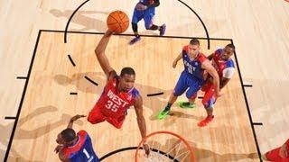 Play youtube video: NBA Sunday Showcase
