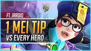 1 MEI TIP for EVERY HERO ft. Jardio