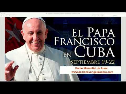 ENCUENTRO DEL PAPA CON LAS FAMILIAS EN SANTIAGO DE CUBA