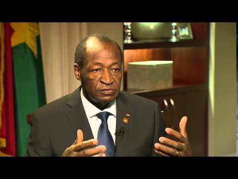 Blaise Compaoré : « Le débat sur la légalité du referendum est derrière nous »