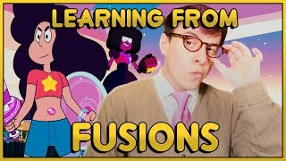 What STEVEN UNIVERSE Teaches Us About Relationships ? Cartoon Therapy | Thomas Sanders