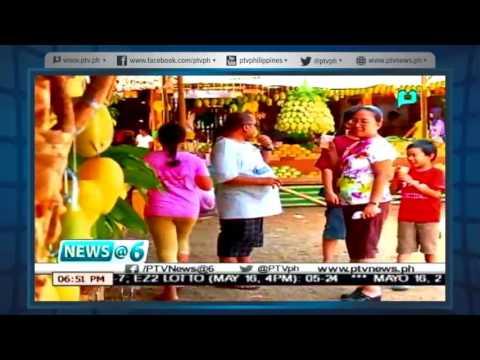 [News@6] World Class Quality Mangoes ng Guimaras, tampok sa Guimaras Mangga Festival [05|16|16]