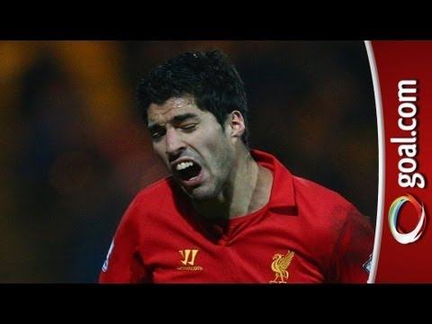 Suarez admits diving, Rodgers says it's 'unacceptable'