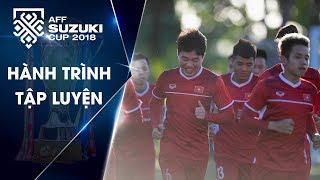 Buổi tập đầu tiên của ĐTVN tại Bacolod- Philippines | VFF Channel