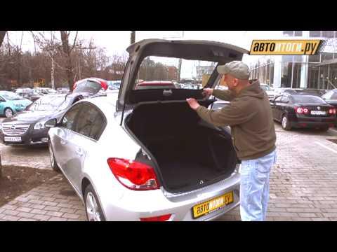 Chevrolet Cruze Hatchback. Мини-тест