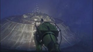 GTA 5 Easter Egg - Underwater UFO!