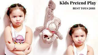 Kids Pretend Play With Best Toys 2018  (Christmas hottest toys 2018)