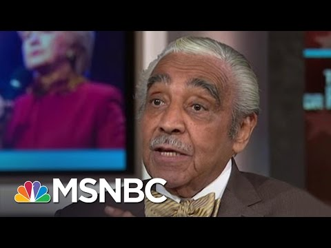 Charlie Rangel: We're Seeing The End Of The GOP   Andrea Mitchell   MSNBC