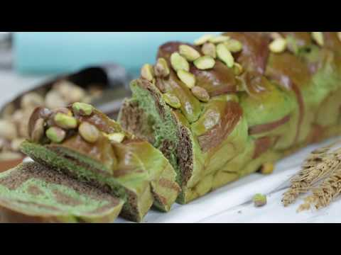 [BOGASARI] Resep Matcha Chocolate Bread