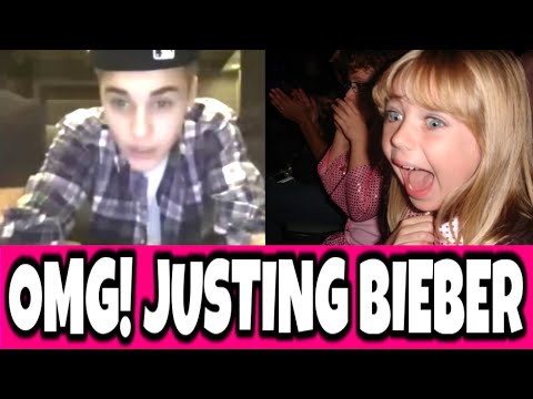 Justin Bieber Prank Omegle #4 (omegle Pranks) video