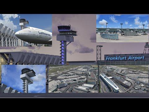 [Movie] Aerosoft Mega Airport Frankfurt v2