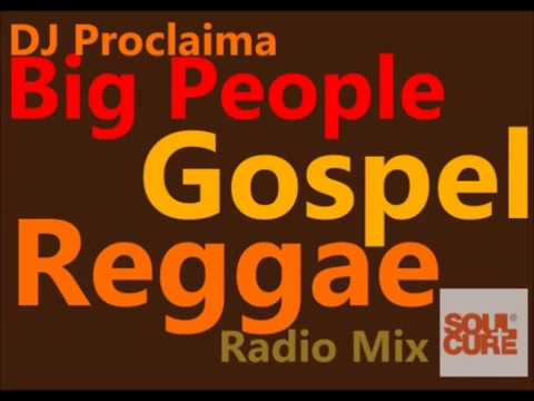Gospel Reggae Big People Mix Gospel Reggae video