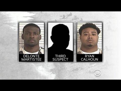 Alleged Florida spring break gang rape leads to arrests