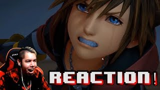 Kingdom Hearts 3 - Asian Cup 2019 Trailer REACTION | HMK