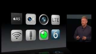 Apple keynote  Special Event, October 2012 1080P HD  / Full Apple Keynote October 23 2012