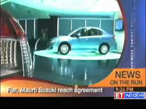 Fiat to supply 100000 more car engines to Maruti Suzuki