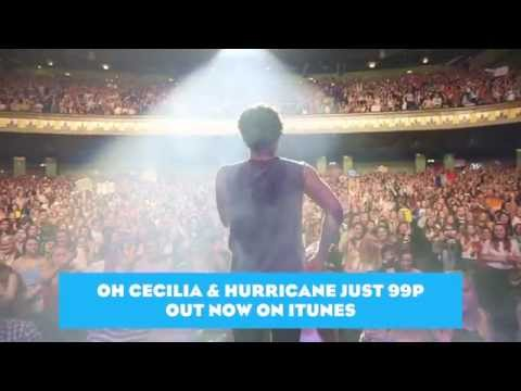 Hammersmith Apollo Oh Cecilia Singalong & A Message From Connor - The Vamps