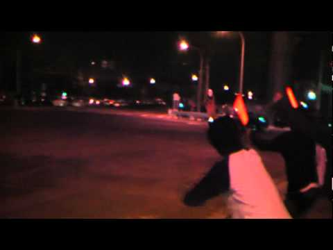 深夜の大黒埠頭ドリフト 2011/04/09 Daikoku Pier at midnight drift Music Videos